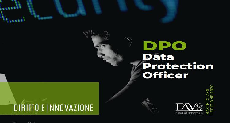 Data Protection Officer Masterclass – 1°edizione 2020